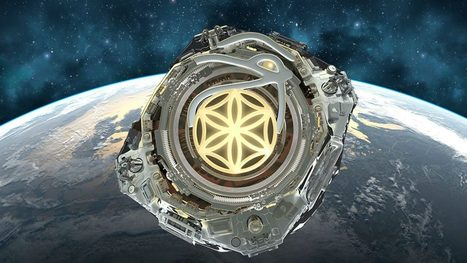 #FF Space oddity: Group claims to have created #nation in space #Asgardia  | Limitless learning Universe | Scoop.it