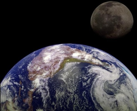 La Terre a t'elle vraiment besoin de la Lune ?   Beyond the cave wall   Scoop.it