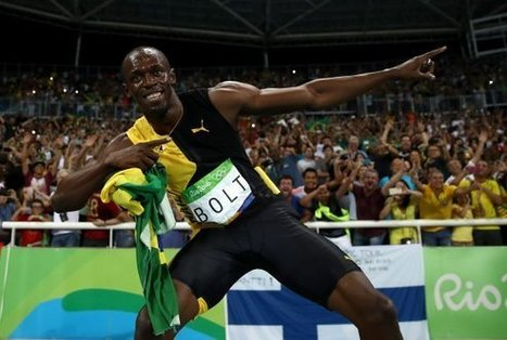Bolt keeping Mumm with Champagne deal | The Business of Sports Management | Scoop.it