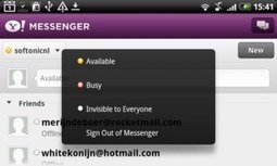 Free Download Yahoo Messenger For Android at Softmozer.com   Software   Scoop.it