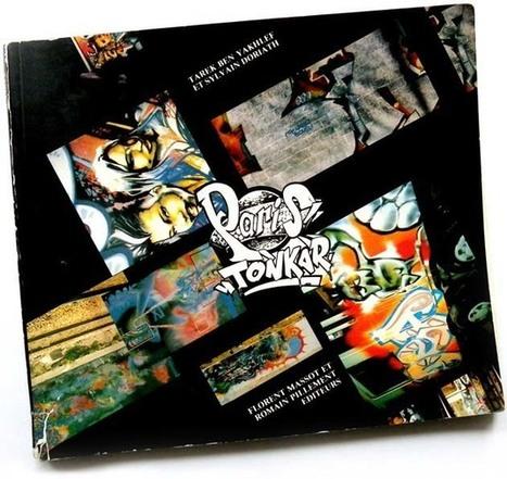 Paris Tonkar : historique du tag (1991) » DWT » DWT Magazine | Tarek artwork | Scoop.it