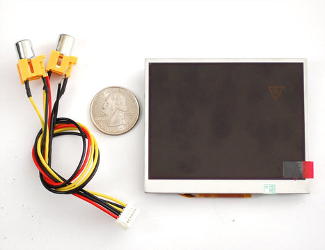 Building a living photo frame with a Raspberry Pi and a motion detector | Mes marottes 2013 | Scoop.it