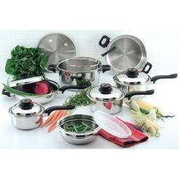 Gather Experience with Waterless Cookware Set and the Reasons Behind It   Food Saving   Scoop.it