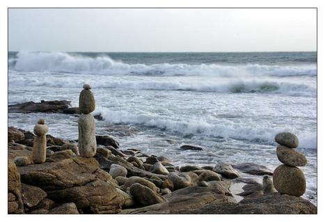 Bretagne - Finistère - Lesconil : y avait-il de la colle ? | photo en Bretagne - Finistère | Scoop.it
