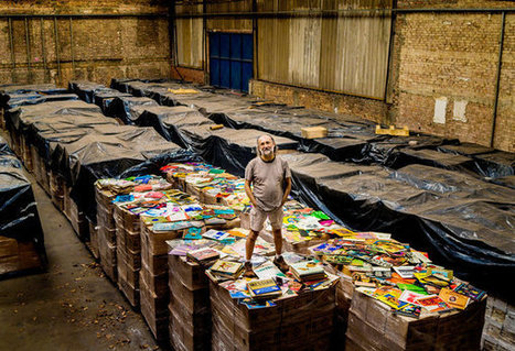 The Brazilian Bus Magnate Who's Buying Up All the World's Vinyl Records - NYTimes.com   Arts   Scoop.it