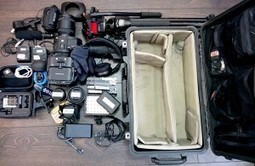 VIDEO PRODUCTION GEAR: PACKING FOR A SHOOT | Creative Film & Marketing | Scoop.it