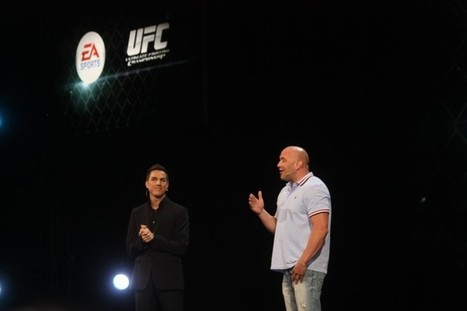 EA nabs UFC from THQ | Sports Entrepreneurship – Sayers 3118746 | Scoop.it