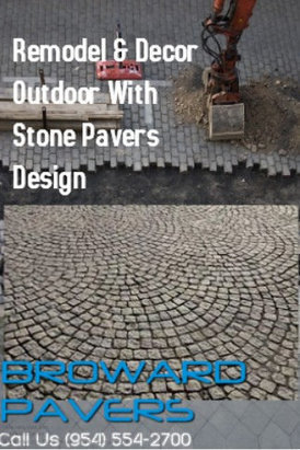 Stylish Look With Brick Pavers & Step Stones | Shanu | Scoop.it