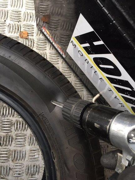 Damage Tyres-Tweet from @hometyreMK | tyre news | Scoop.it