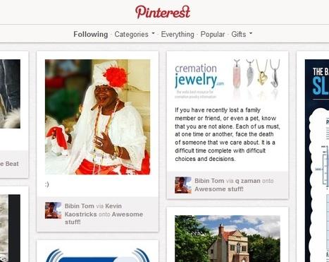 Pinterest is now bigger than Tumblr in the US   Réseaux Sociaux : tendances et pratiques   Scoop.it