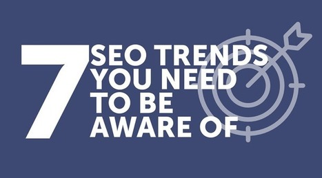 SEO is Evolving: Trend You Need to Know About [Infographic] | Public Relations & Social Media Insight | Scoop.it