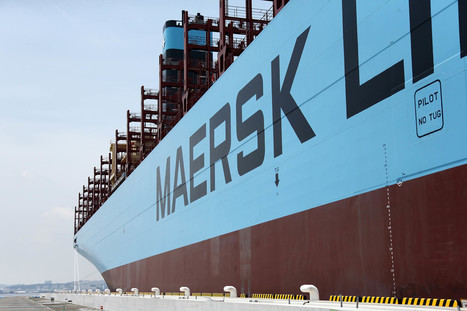 Maersk Profit Plunges as Oil, Container Units Both Suffer | Public-Private Duality, Economic Crisis, and New Financial Trends | Scoop.it