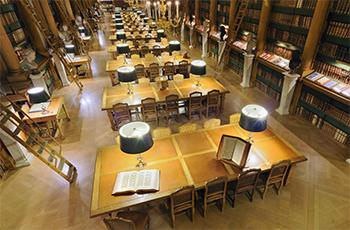 Bibliothèque Mazarine - Visite guidée - lundi 25 janvier à 18h | Études littéraires | Scoop.it