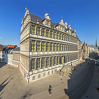 Stadhuis Gent : a Premium 360° by Poppr.be | Ontvangen linken | Scoop.it