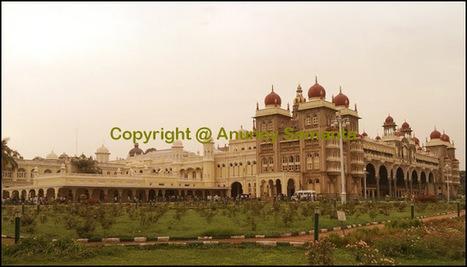 Mysore Sightseeing - Mysore Palace ~ | Incredible Karnataka | Scoop.it