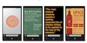 Internet Explorer 10 Brings HTML5 to Windows Phone 8 - Wired | Web Development and Softwares | Scoop.it