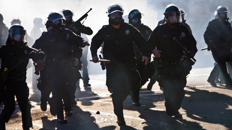 Riot gear, tactical armor, and 10,000 handcuffs: Cleveland prepares for the GOP convention | Police Problems and Policy | Scoop.it