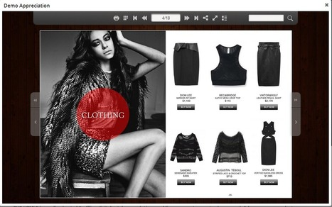 Free HTML5 Digital Catalog Software to Create stunning Online Catalogs in Minutes! | PUBHTML5 | PUB HTML5 - Free HTML5 Digital Catalog Software to Create stunning Online Catalogs in Minutes! | Scoop.it