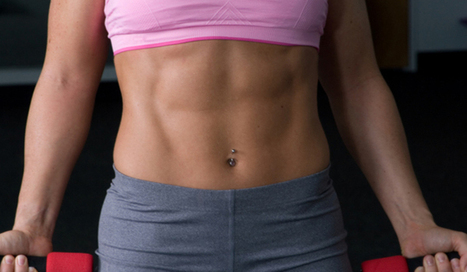 Abs Workout: The Fastest Way to Lose Belly Fat | UK-Based Personal Home Trainer | Scoop.it