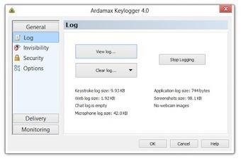 Ardamax Keylogger :: Tools | ToolWar | Scoop.it