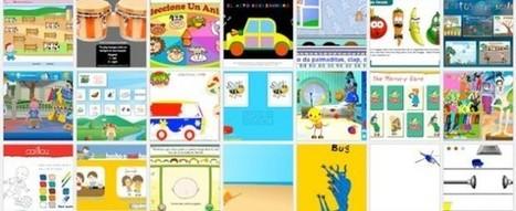 Recopilación de juegos de educación especial | discapacidad y esducación | Scoop.it