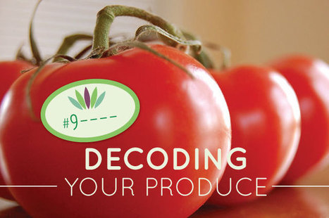 Avoid GMO's by Decoding the PLU code on Produce - Liveto110.com | Nutritional Balancing | Scoop.it