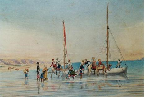 Il disparaissait un 9 juillet - Linant de Bellefonds : Le dessin a décidé de son destin | Égypt-actus | Scoop.it