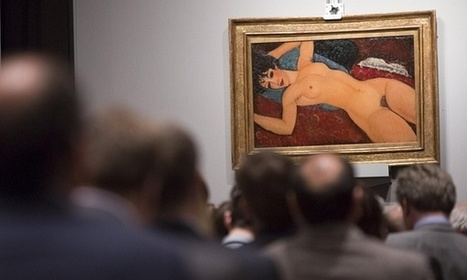 Sex sells: why Modigliani's 98-year-old hymn to lust is worth $170m - The Guardian | Sex Marketing | Scoop.it