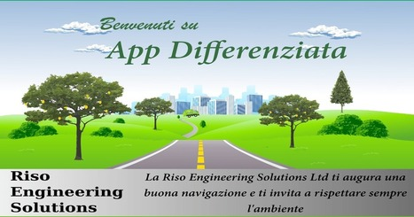 App Raccolta Rifiuti Differenziata | AppDifferenziata | Scoop.it