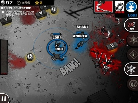 The Walking Dead: Assault Review - IGN | relevant entertainment | Scoop.it