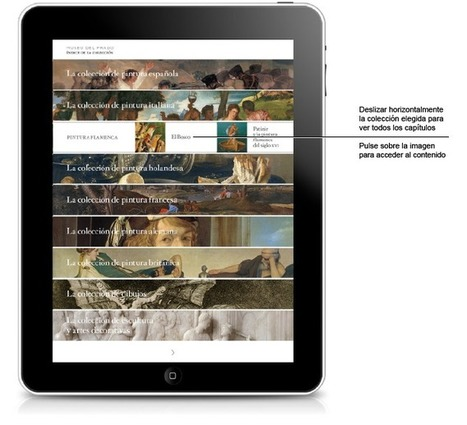 Museo Del Prado lanza su aplicación oficial   Marketing con redes sociales   Apple aplicaciones   Noticias en tecnologia   Vivespañol   Scoop.it