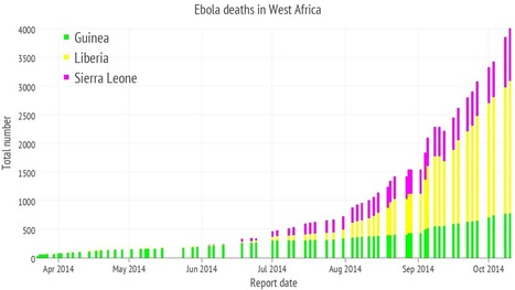 4000 Deaths And Counting: The Ebola Epidemic In 4 Charts | AP HUMAN GEOGRAPHY DIGITAL  STUDY: MIKE BUSARELLO | Scoop.it