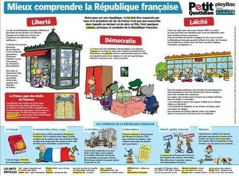 La République française | j'aime la langue française | Scoop.it