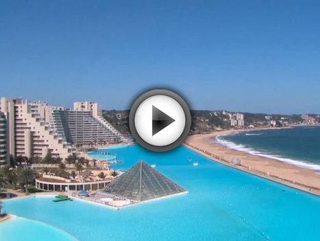 Dans quel pays trouve-t-on la plus grande piscine au monde?   Tout sur le Tourisme   Scoop.it