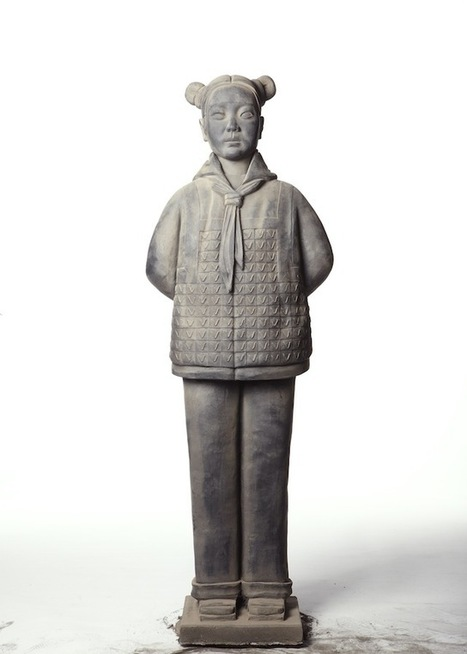 Terracotta Daughters: An Army to Battle Gender Imbalance in China | Studio Art and Art History | Scoop.it
