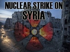 Nuclear Strike on Syria   Unthinking respect for authority is the greatest enemy of truth.   Scoop.it