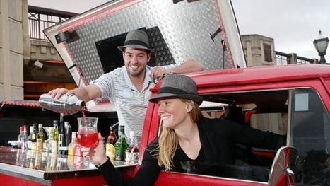 Speed test for Adelaide's first mobile pub for house/private parties - Herald Sun | Small Business Models | Scoop.it