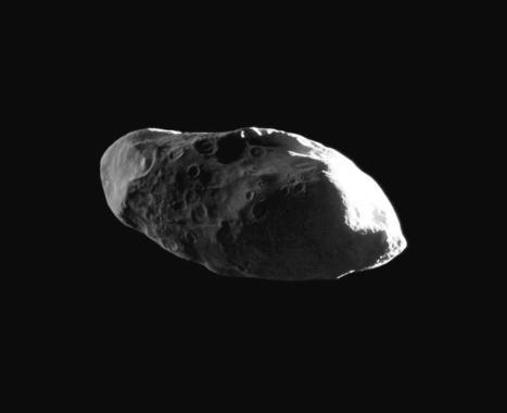 En vidéo : Cassini-Huygens a été lancée vers Titan il y a 15 ans - Futura Sciences | Physique pour comprendre le monde | Scoop.it