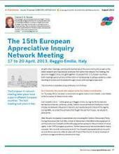 The 15th European Appreciative Inquiry Network Meeting | Art of Hosting | Scoop.it
