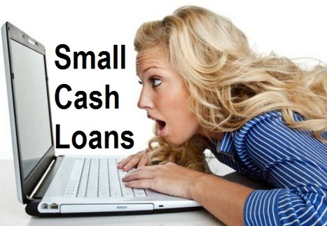 Small Cash Loans Meet Your Small Urgent Cash Needed | Small Short Term Loans | Scoop.it