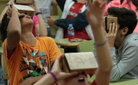 El móvil, un aliado para la educación en los colegios - Aula de ocio | Educacion, ecologia y TIC | Scoop.it