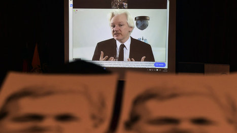 Swedish Court Says Arrest Warrant For Julian Assange Still Stands | Criminology and Economic Theory | Scoop.it