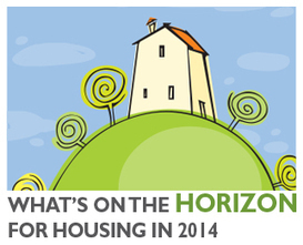 What's on the horizon for housing in 2014 | Real Estate Plus+ Daily News | Scoop.it
