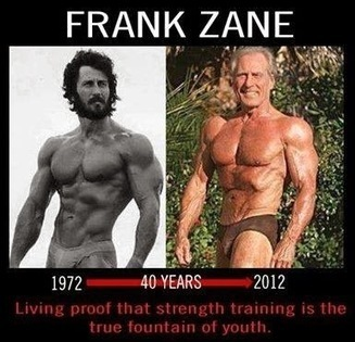 Strength Training is the True Fountain of Youth!   Fitness Motivation   Scoop.it