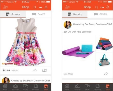 Chat App Tango Launches In-App Commerce Powered By Walmart And Alibaba | Next Generation | Scoop.it