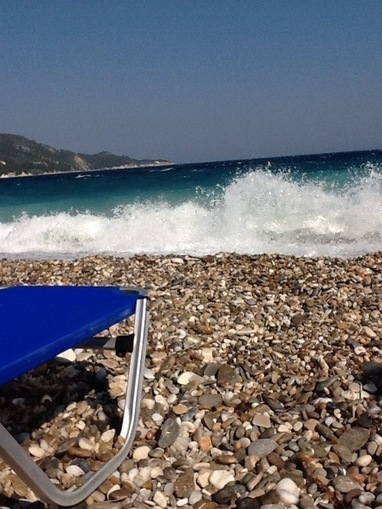 Samos: beaches, a ghost town, and rough sea | Sophie Exintaris ... | Samos | Scoop.it