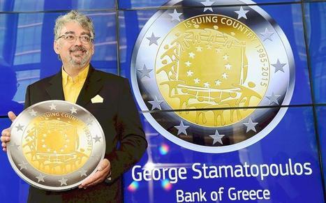 Ο Έλληνας νικητής του αναμνηστικού νομίσματος των 2 ευρώ | Politically Incorrect | Scoop.it