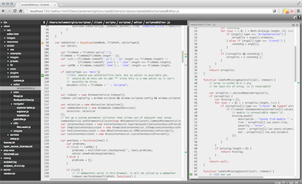 Scripted: Node.js Powered Code Editor by VMWare | node web programming | Scoop.it