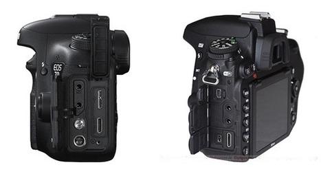 Nikon D750 v Canon 7D Mark II – New SLRs Compared | Photography Tips & Tutorials | Scoop.it