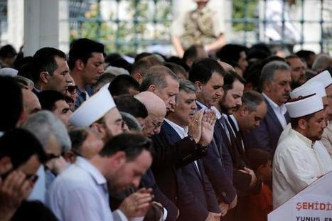 At height of Turkish coup bid, rebel jets had Erdogan's plane in their sights   Reuters   Breaking World - African News   Scoop.it